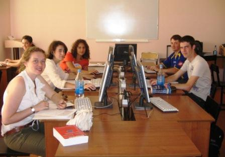 Intensive Course in Russian Language